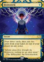 Strixhaven Mystical Archive Foil: Brainstorm