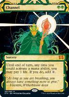 Strixhaven Mystical Archive Foil: Channel