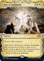 Strixhaven Mystical Archive: Day of Judgment (Foil-Etched)
