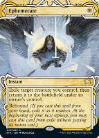 Strixhaven Mystical Archive: Ephemerate
