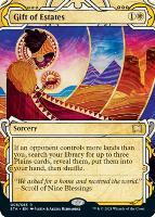 Strixhaven Mystical Archive Foil: Gift of Estates