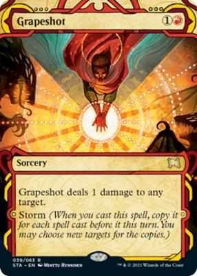 Strixhaven Mystical Archive: Grapeshot