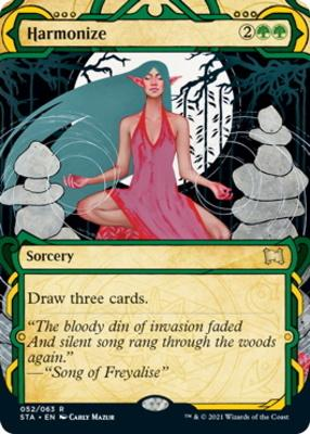 Strixhaven Mystical Archive: Harmonize