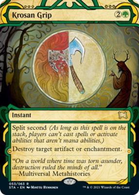 Strixhaven Mystical Archive: Krosan Grip