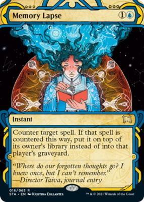 Strixhaven Mystical Archive: Memory Lapse