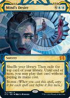 Strixhaven Mystical Archive: Mind's Desire