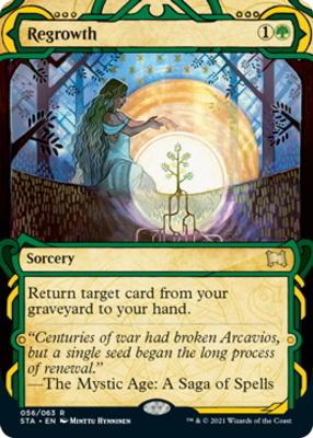 Strixhaven Mystical Archive: Regrowth