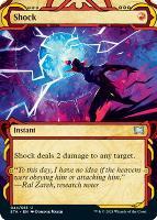 Strixhaven Mystical Archive Foil: Shock