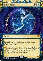 Strixhaven Mystical Archive Foil: Time Warp