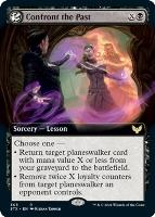 Strixhaven: School of Mages Variants: Confront the Past (Extended Art)