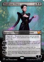Strixhaven: School of Mages Variants: Professor Onyx (Borderless)