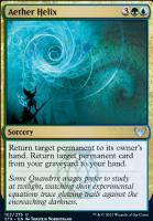 Strixhaven: School of Mages Foil: Aether Helix