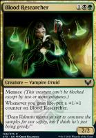 Strixhaven: School of Mages: Blood Researcher