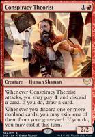 Strixhaven: School of Mages: Conspiracy Theorist