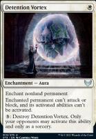 Strixhaven: School of Mages Foil: Detention Vortex