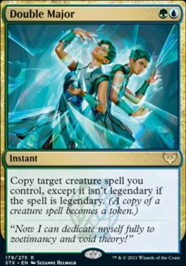 Strixhaven: School of Mages: Double Major