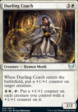 Strixhaven: School of Mages: Dueling Coach