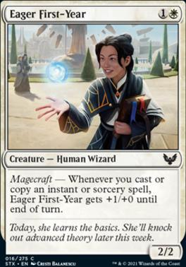 Strixhaven: School of Mages: Eager First-Year