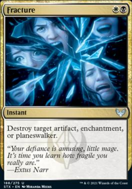 Strixhaven: School of Mages: Fracture