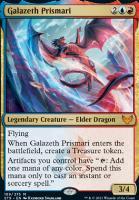Strixhaven: School of Mages: Galazeth Prismari