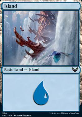 Strixhaven: School of Mages: Island (368)