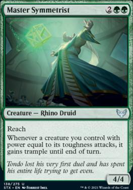 Strixhaven: School of Mages: Master Symmetrist
