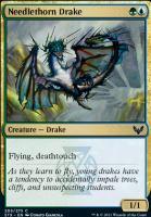 Strixhaven: School of Mages: Needlethorn Drake