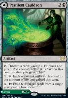 Strixhaven: School of Mages: Pestilent Cauldron