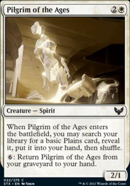 Strixhaven: School of Mages: Pilgrim of the Ages