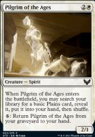 Strixhaven: School of Mages Foil: Pilgrim of the Ages