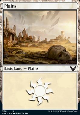 Strixhaven: School of Mages: Plains (366)