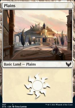 Strixhaven: School of Mages: Plains (367)