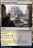 Strixhaven: School of Mages: Silverquill Campus