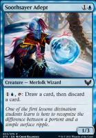 Strixhaven: School of Mages Foil: Soothsayer Adept