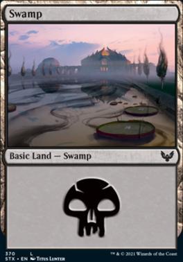 Strixhaven: School of Mages: Swamp (370)