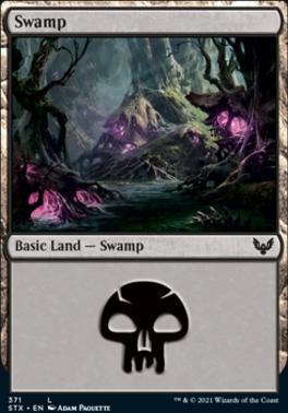 Strixhaven: School of Mages: Swamp (371)