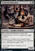 Strixhaven: School of Mages: Tenured Inkcaster