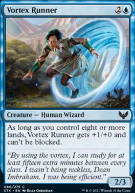 Strixhaven: School of Mages: Vortex Runner