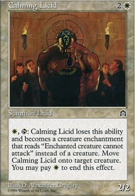 Stronghold: Calming Licid