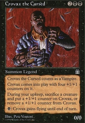 Stronghold: Crovax the Cursed