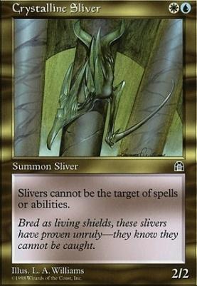 Stronghold: Crystalline Sliver