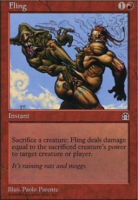 Stronghold: Fling