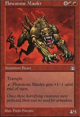 Stronghold: Flowstone Mauler