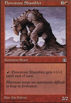 Stronghold: Flowstone Shambler