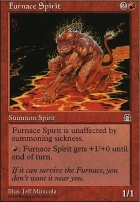 Stronghold: Furnace Spirit