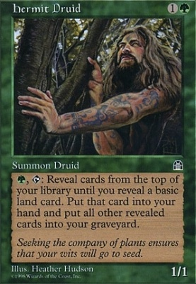 Stronghold: Hermit Druid