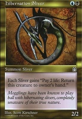 Stronghold: Hibernation Sliver