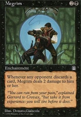 Stronghold: Megrim