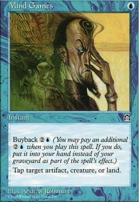 Stronghold: Mind Games
