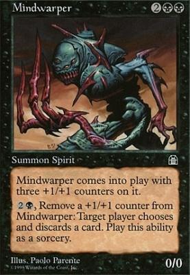Stronghold: Mindwarper